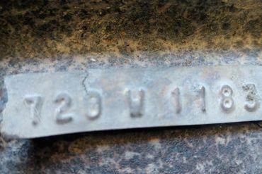 Chrysler-720WCatalytic Converters