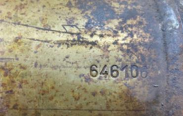 Daihatsu-646106Catalytic Converters
