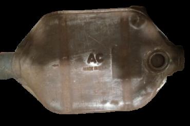 General Motors-25143848Catalytic Converters