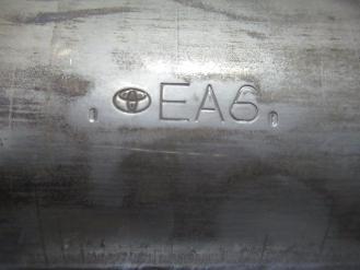 Toyota-EA6Catalisadores