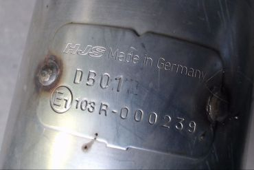 Opel - Vauxhall-103R-000239Catalyseurs