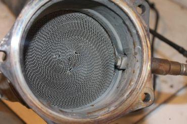 PorscheZeuna Starker7L5254350ECatalytic Converters