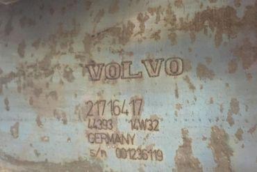 Volvo-21716417Catalytic Converters