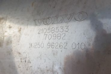 Volvo-21058533Catalytic Converters