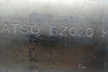 Daihatsu-BZ020 KFNCatalytic Converters