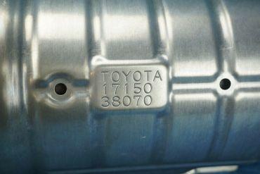 Toyota-17150-38070Catalizadores