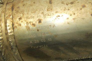 Volkswagen - AudiFaurecia04L131701A 1K0166LACatalytic Converters