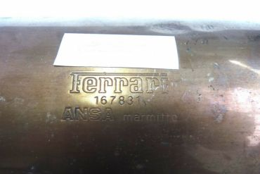 FerrariANSA TECH SRL167831Catalytic Converters
