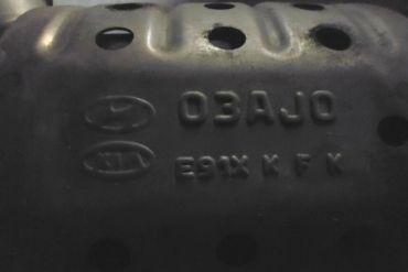 Hyundai  -  Kia-03AJ0Catalytic Converters