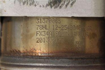 Volvo-31370065Catalytic Converters