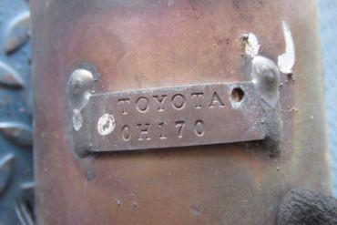 Toyota-0H170Katalysatoren