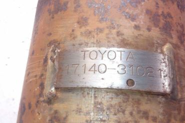 Toyota-17140-31021Catalytic Converters