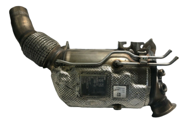 BMWFaurecia8587752 8587755Catalytic Converters