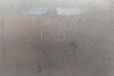 Isuzu-160727 (Front)Catalytic Converters