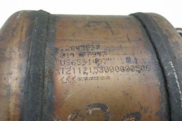 General Motors-12643627Catalytic Converters