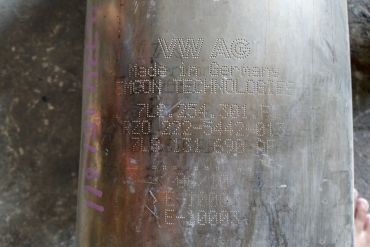 Volkswagen - AudiEMCON Technologies7L8254301F 7L8131690AFCatalytic Converters