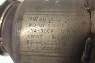 Volkswagen - AudiJohnson Matthey1K0131690FJ 1K0166GACatalytic Converters