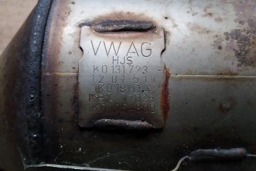 Volkswagen - Audi-1K0131723F 1K0181DACatalytic Converters