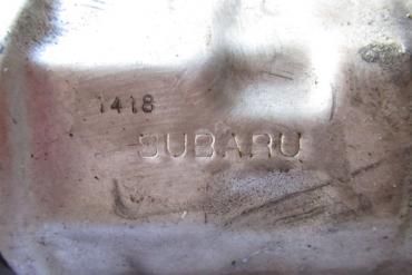 Subaru-1418Catalytic Converters