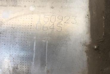 Isuzu-150923Catalytic Converters