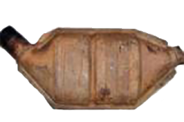 Ford-4F13 (Built Half)Catalytic Converters