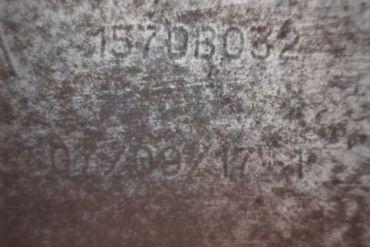 MitsubishiEberspächer1570B032Katalizatoriai