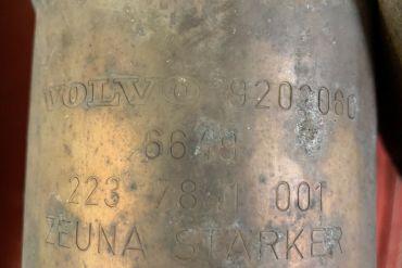 VolvoZeuna Starker9202060Catalytic Converters