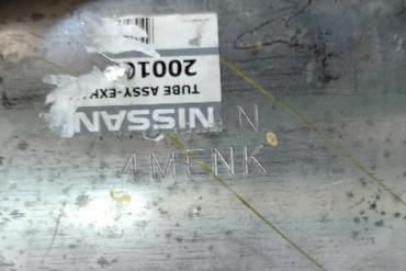 Nissan-4ME-- SeriesCatalytic Converters