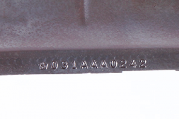 Chrysler-031AAACatalytic Converters