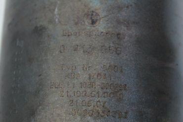 BMWEberspächer0413056Catalizzatori