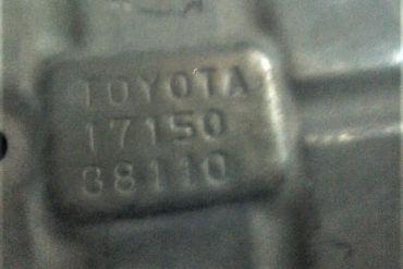 Toyota-17150-38110Catalytic Converters