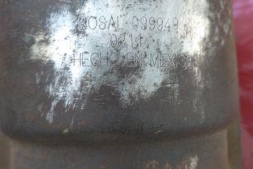 RenaultBosal099949 - 0211Catalytic Converters