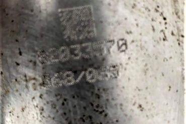 General Motors-82033570Catalytic Converters