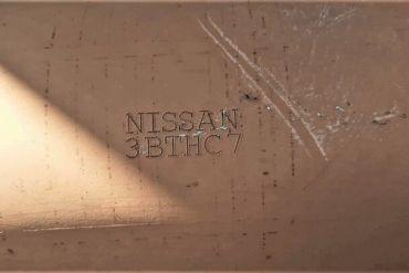 Nissan-3BT--- SeriesCatalytic Converters