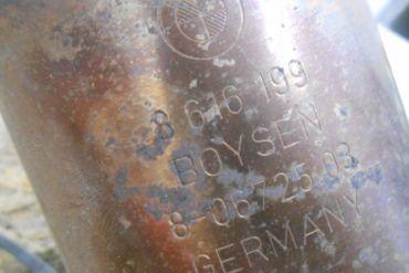 BMWBoysen8616199Catalytic Converters