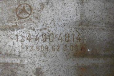 Mercedes BenzEberspächer1244904814Catalytic Converters