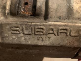 Subaru-0Y14Catalytic Converters