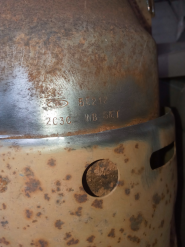 Ford-2C3C NB SETCatalytic Converters