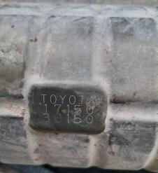 Toyota-17150-38150Catalytic Converters