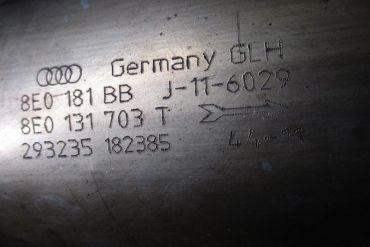 Volkswagen - Audi-8E0131703T 8E0181BBCatalytic Converters
