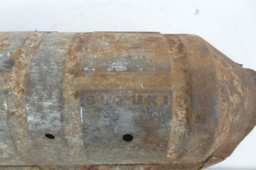 Suzuki-6 stripes 1 Sensor (50%)Catalytic Converters