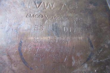 Volkswagen - AudiEMCON Technologies6R0166BA 6R0131690ECatalytic Converters