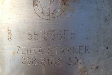 Fiat - Alfa Romeo - LanciaZeuna Starker55185655Catalytic Converters