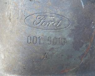 Ford-001 5013Catalytic Converters