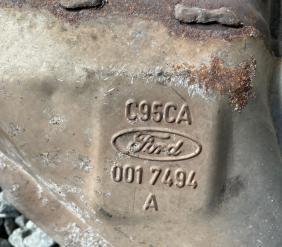FordBosal001 7494Catalytic Converters