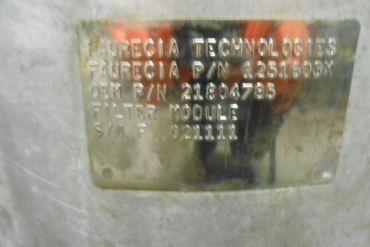 VolvoFaurecia1251603X / 21804785Catalyseurs