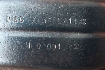 Ford-XL34 5E214 MC (Big)Catalytic Converters