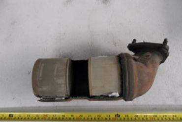 Honda-V9 CIVICท่อแคท
