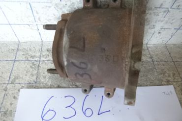 Toyota-636LCatalytic Converters