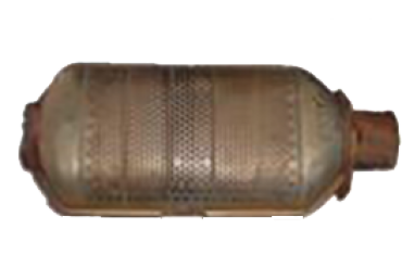 General Motors-25116545Catalytic Converters